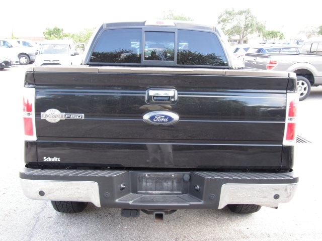2013 F-150 SuperCrew Cab 4x4, Pickup #E85585 - photo 16