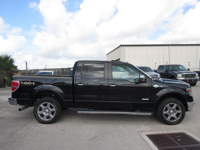 2013 F-150 SuperCrew Cab 4x4, Pickup #E85585 - photo 19