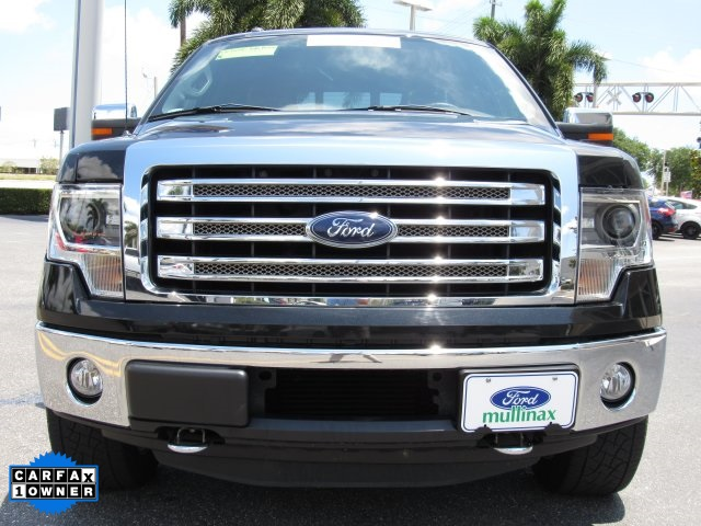 2013 F-150 SuperCrew Cab 4x4, Pickup #E85585 - photo 3