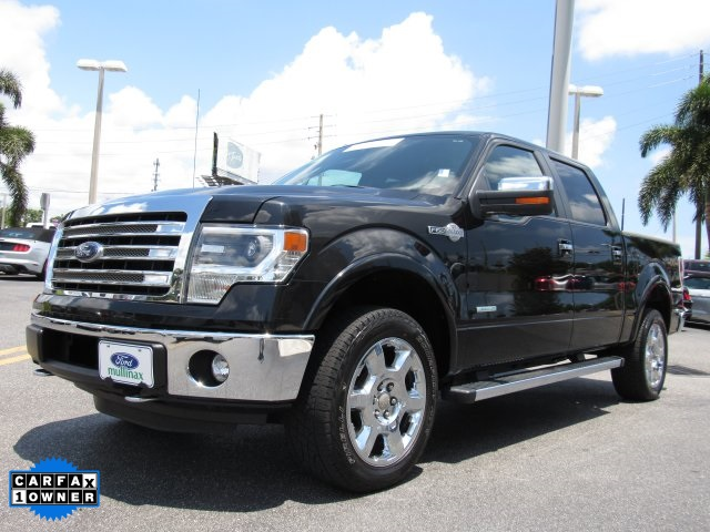 2013 F-150 SuperCrew Cab 4x4, Pickup #E85585 - photo 4