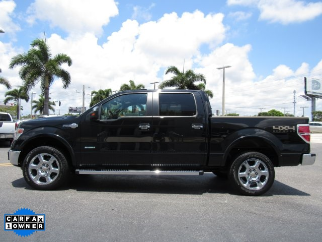 2013 F-150 SuperCrew Cab 4x4, Pickup #E85585 - photo 7