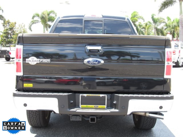 2013 F-150 SuperCrew Cab 4x4, Pickup #E85585 - photo 13