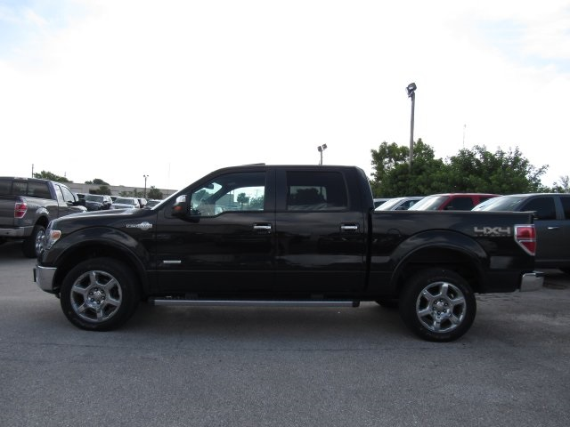 2013 F-150 SuperCrew Cab 4x4, Pickup #E85585 - photo 9