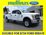 2017 F-250 Crew Cab 4x4, Pickup #F19207F - photo 1
