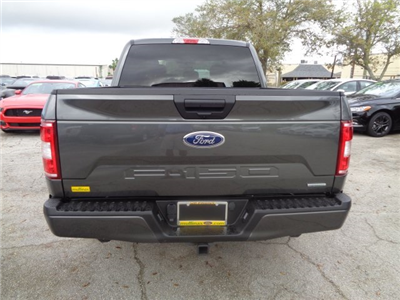 2018 F-150 Crew Cab, Pickup #FA04305 - photo 4