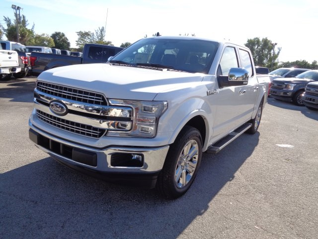 2019 F-150 SuperCrew Cab 4x2,  Pickup #FA07914 - photo 7