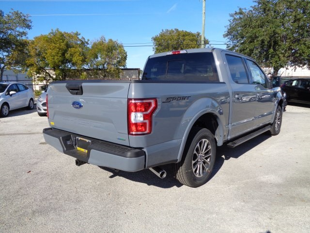 2019 F-150 SuperCrew Cab 4x2,  Pickup #FA07918 - photo 4