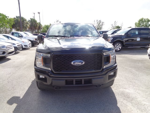 2018 F-150 Crew Cab 4x4 Pickup #FA14079 - photo 3
