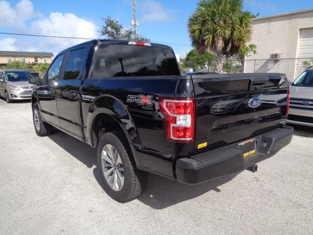 2018 F-150 Crew Cab 4x4 Pickup #FA14079 - photo 5
