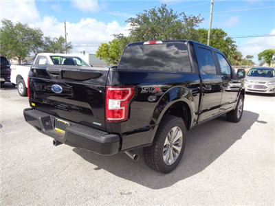 2018 F-150 Crew Cab 4x4 Pickup #FA14079 - photo 2