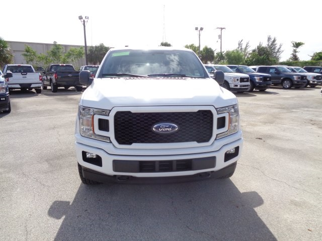 2018 F-150 Crew Cab 4x4, Pickup #FA14081 - photo 3