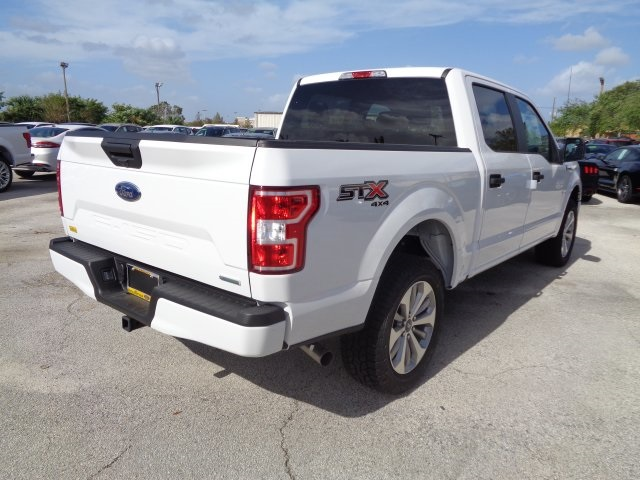 2018 F-150 Crew Cab 4x4, Pickup #FA14081 - photo 2