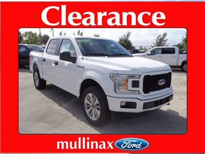 2018 F-150 Crew Cab 4x4, Pickup #FA14081 - photo 1