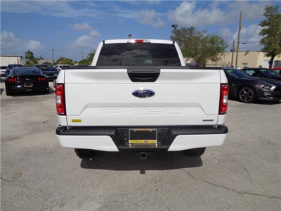 2018 F-150 Crew Cab 4x4, Pickup #FA14081 - photo 4