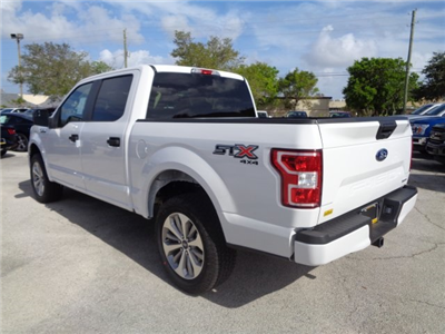 2018 F-150 Crew Cab 4x4, Pickup #FA14081 - photo 5