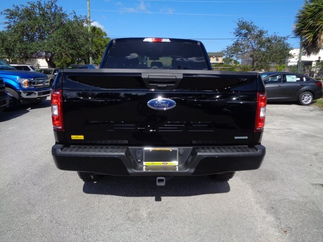 2018 F-150 Crew Cab 4x4 Pickup #FA14083 - photo 4