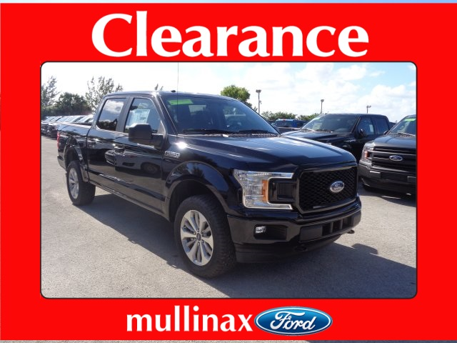 2018 F-150 Crew Cab 4x4 Pickup #FA14083 - photo 1