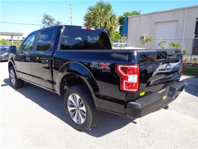 2018 F-150 Crew Cab 4x4 Pickup #FA14083 - photo 6