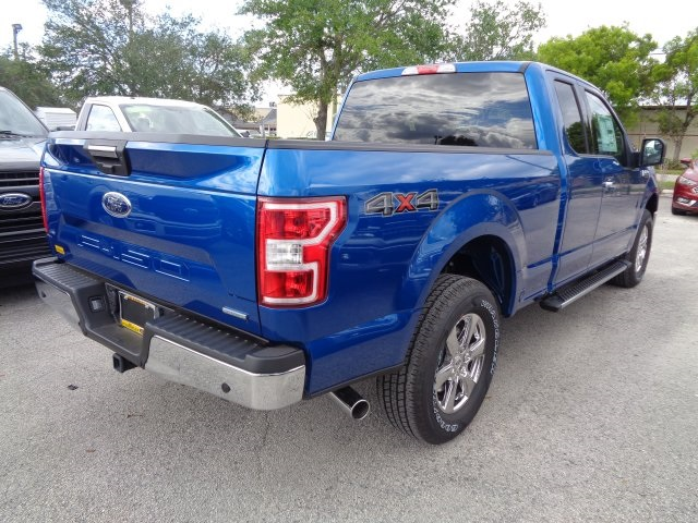 2018 F-150 Super Cab 4x4, Pickup #FA27735 - photo 2
