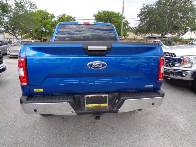 2018 F-150 Super Cab 4x4, Pickup #FA27735 - photo 4