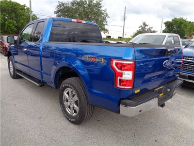 2018 F-150 Super Cab 4x4, Pickup #FA27735 - photo 5