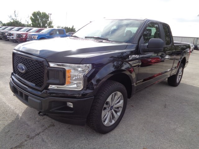 2018 F-150 Super Cab 4x4,  Pickup #FA46637 - photo 7