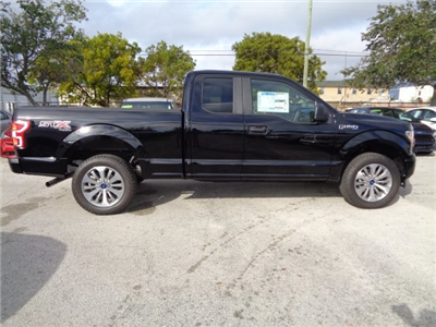 2018 F-150 Super Cab 4x4,  Pickup #FA46637 - photo 8