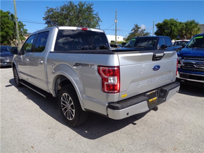 2018 F-150 Crew Cab Pickup #FA57269 - photo 5