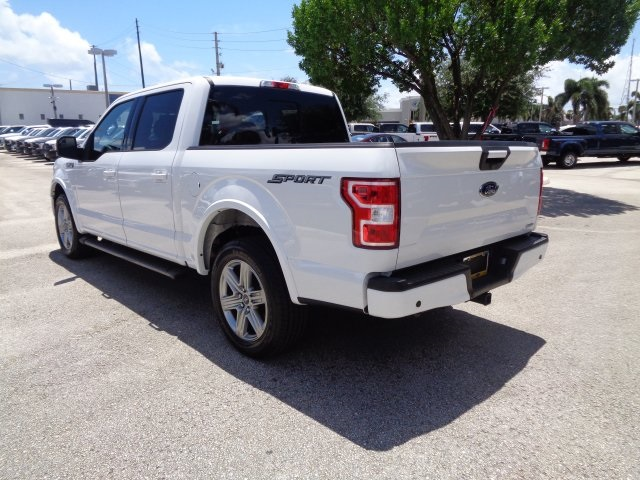 2018 F-150 SuperCrew Cab, Pickup #FB02266 - photo 5