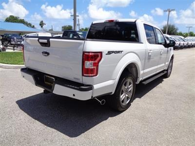2018 F-150 SuperCrew Cab, Pickup #FB02266 - photo 2