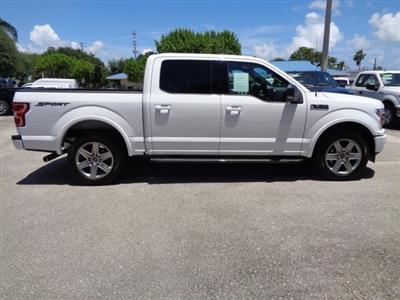 2018 F-150 SuperCrew Cab, Pickup #FB02266 - photo 8