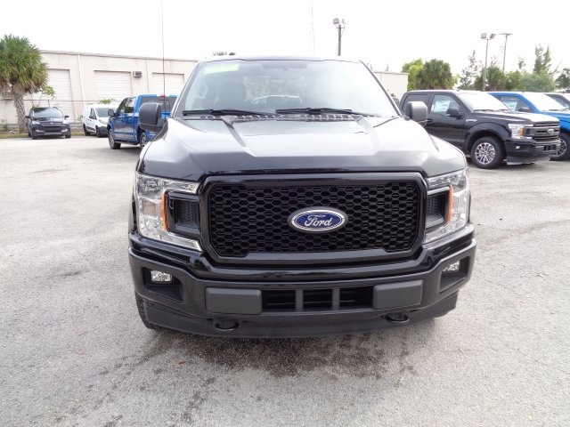 2018 F-150 Super Cab 4x4,  Pickup #FB22102 - photo 3