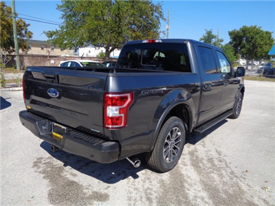 2018 F-150 SuperCrew Cab, Pickup #FB51605 - photo 2