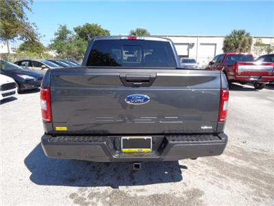 2018 F-150 SuperCrew Cab, Pickup #FB51605 - photo 4