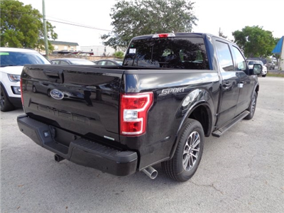 2018 F-150 SuperCrew Cab,  Pickup #FB64581A - photo 2