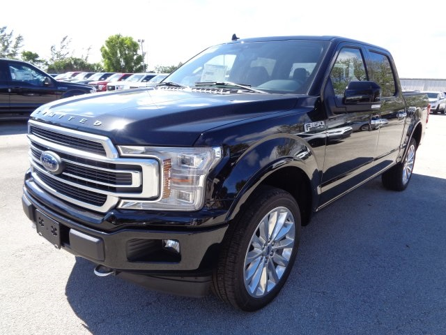 2018 F-150 SuperCrew Cab 4x4,  Pickup #FB80861 - photo 7