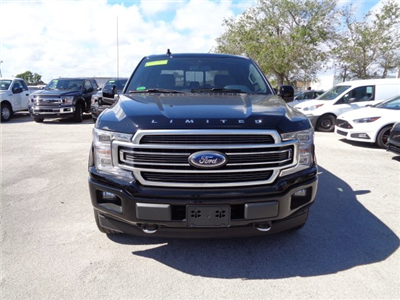 2018 F-150 SuperCrew Cab 4x4,  Pickup #FB80861 - photo 3