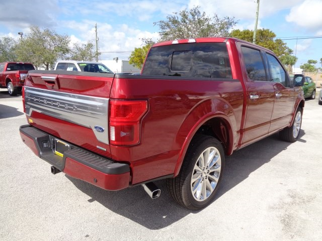 2018 F-150 SuperCrew Cab 4x4,  Pickup #FB96210 - photo 2