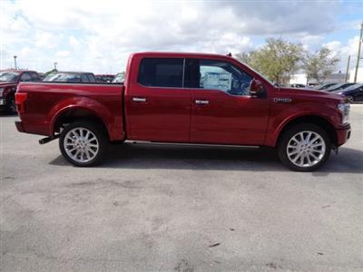 2018 F-150 SuperCrew Cab 4x4,  Pickup #FB96210 - photo 8