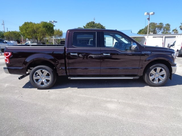 2018 F-150 SuperCrew Cab 4x2,  Pickup #FC07268 - photo 8