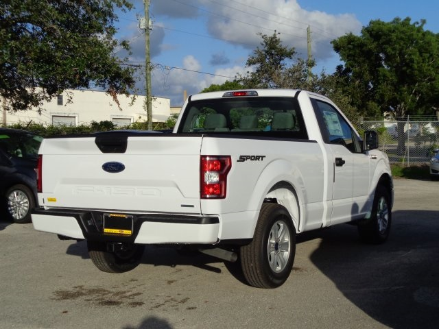 2018 F-150 Regular Cab,  Pickup #FC44031 - photo 2