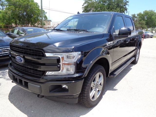 2018 F-150 SuperCrew Cab 4x4,  Pickup #FC77737 - photo 7