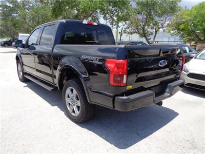 2018 F-150 SuperCrew Cab 4x4,  Pickup #FC77737 - photo 6