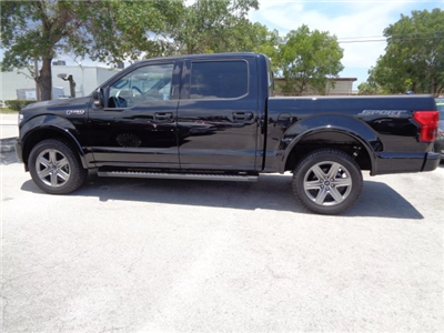 2018 F-150 SuperCrew Cab 4x4,  Pickup #FC77737 - photo 8