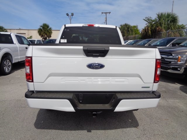 2018 F-150 SuperCrew Cab,  Pickup #FC92807 - photo 4