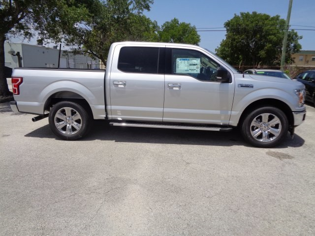 2018 F-150 SuperCrew Cab 4x2,  Pickup #FC92817 - photo 8