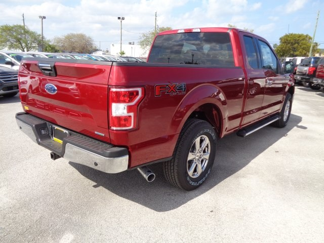 2018 F-150 Super Cab 4x4,  Pickup #FD41245 - photo 2