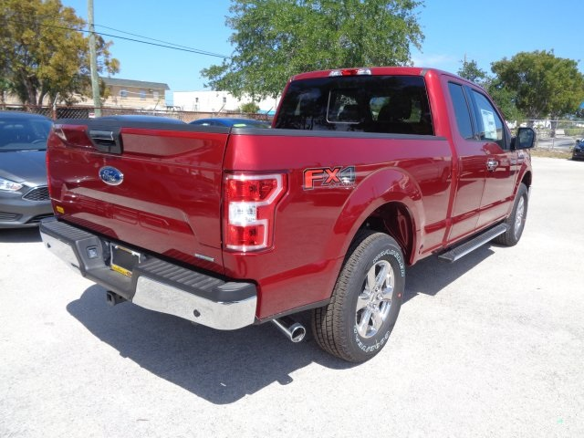 2018 F-150 Super Cab 4x4,  Pickup #FD41246 - photo 2
