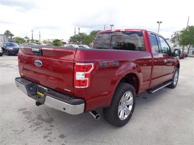 2018 F-150 Super Cab 4x4,  Pickup #FD41248 - photo 2