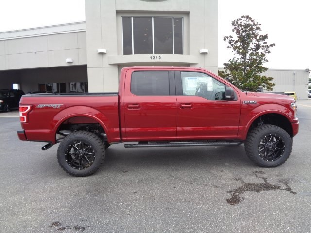 2018 F-150 SuperCrew Cab 4x4,  Pickup #FD78281 - photo 8